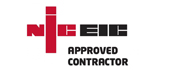National Inspection Council for Electrical Installation Contracting Approved Contractor Logo